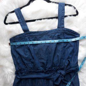 Derek Heart Pants & Jumpsuits - New Derek Heart Denim Romper